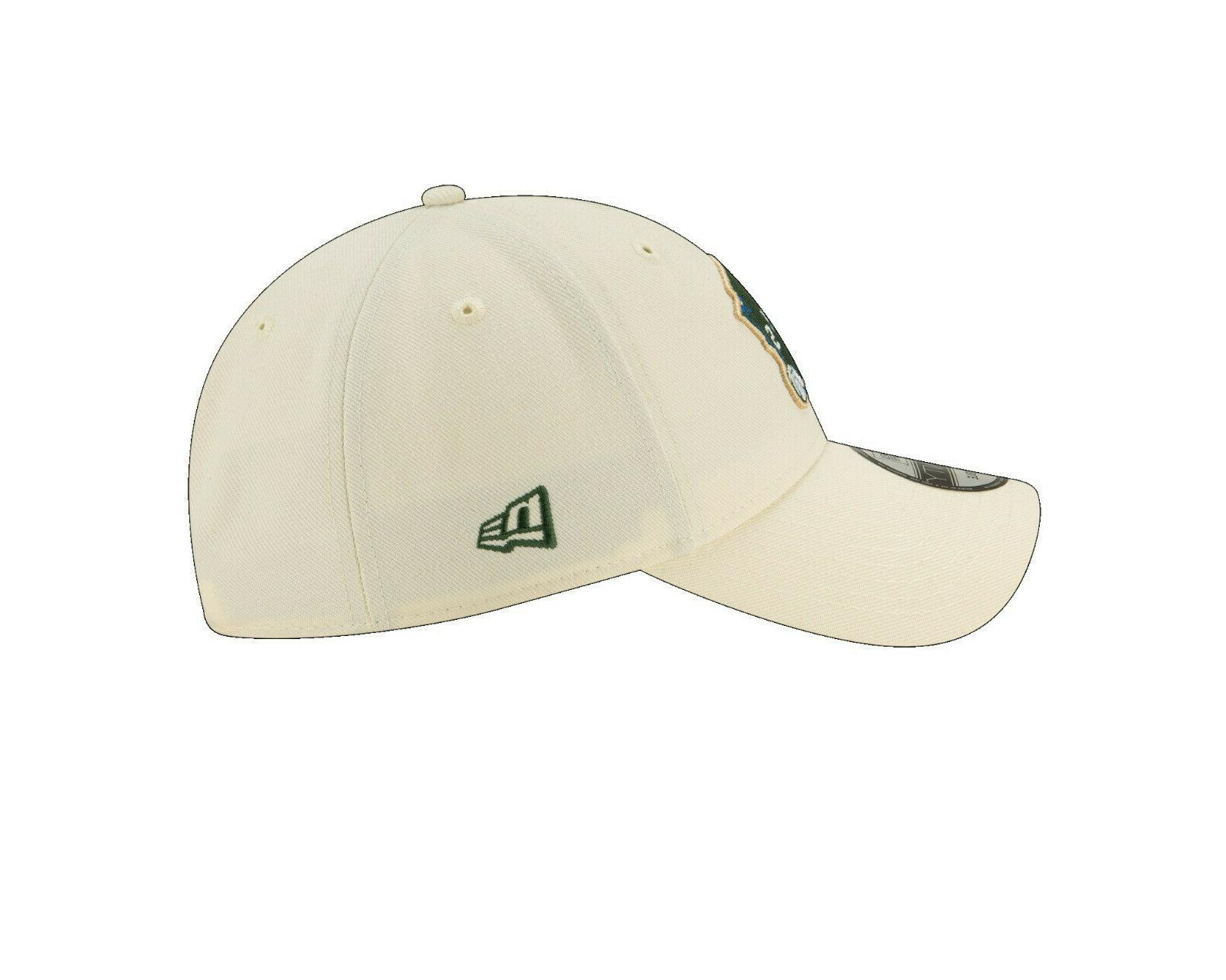 Milwaukee Bucks New 9TWENTY Strapback Series