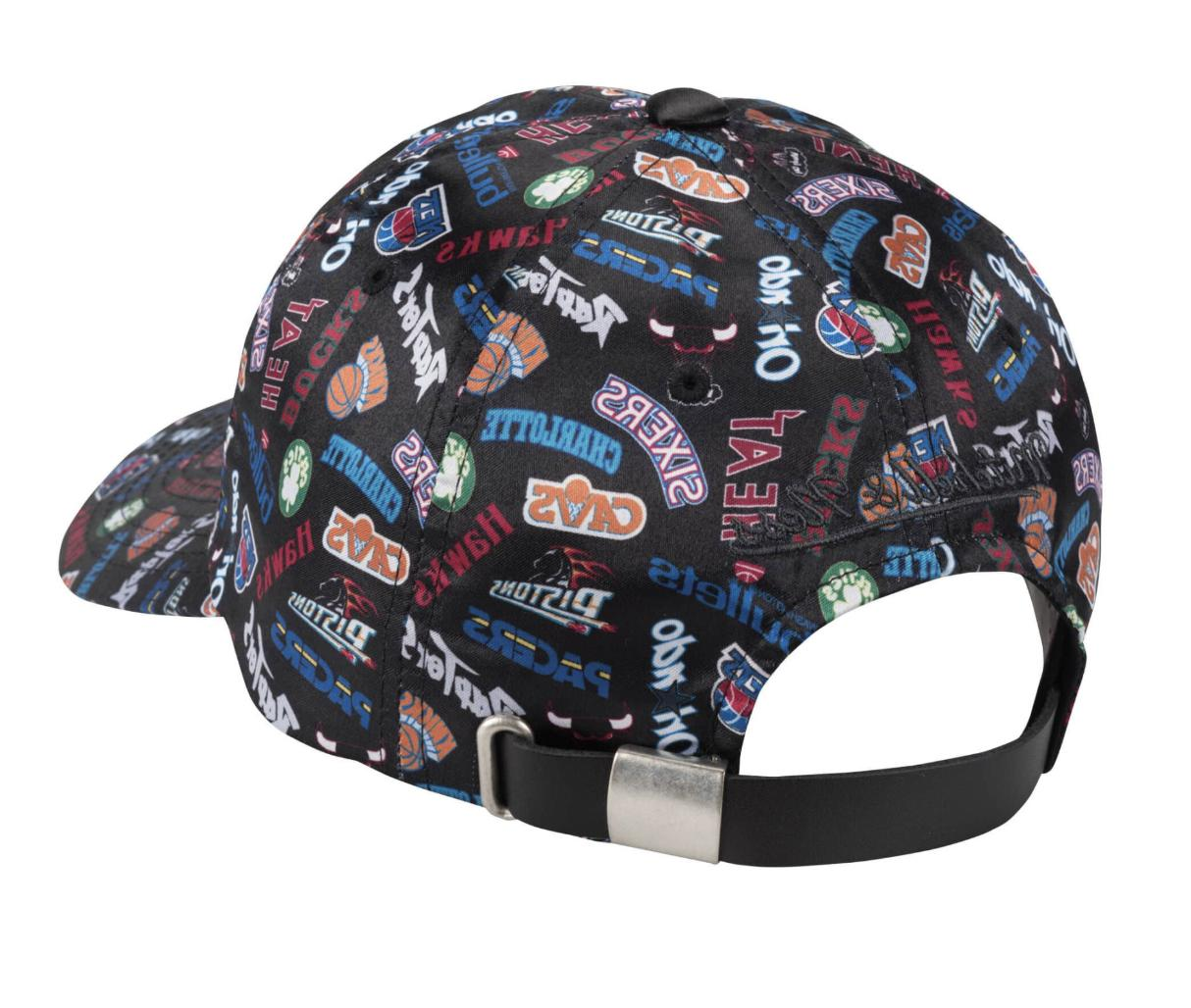 Mitchell Ness All Cap # BLK One Size 50%