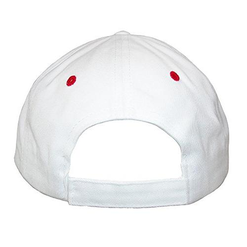 Disney Fan Baseball Caps White/Grey