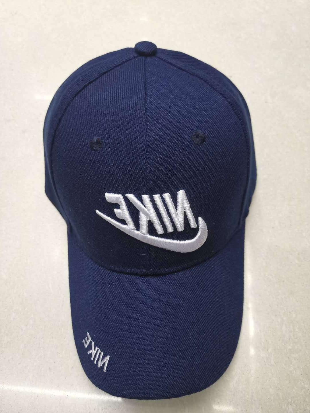 New Embroidered Cap Nike Logo Women Mens