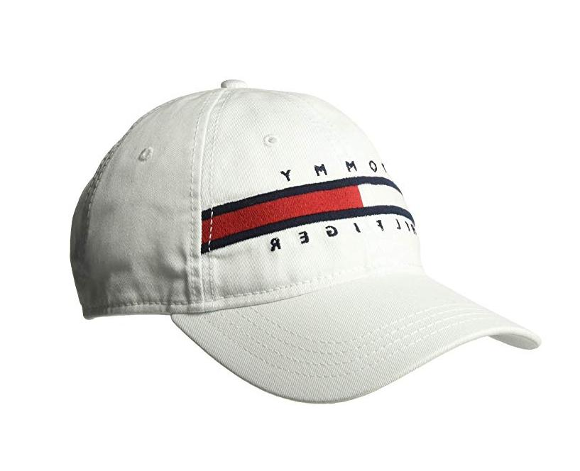New Tommy Hilfiger Men's Avery Dad Hat