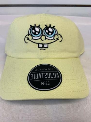 New Spongebob Hat Bioworld Merch Osfm Hat