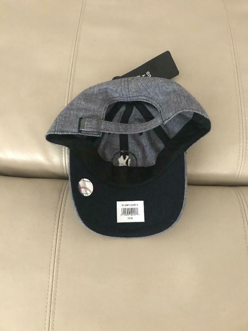 NWT 47 New Yankees White Hat