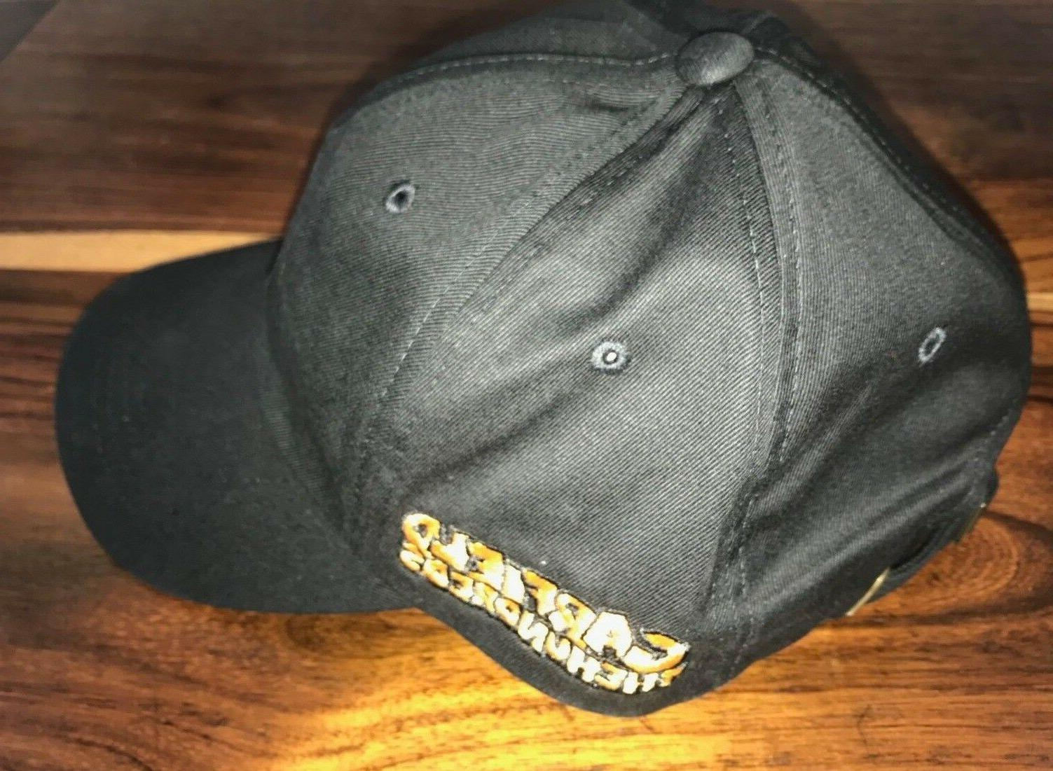 "NWT GARFIELD ""MOOD"" DAD CAP"