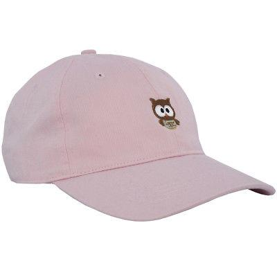 owl emoji dad hat curved baseball cap