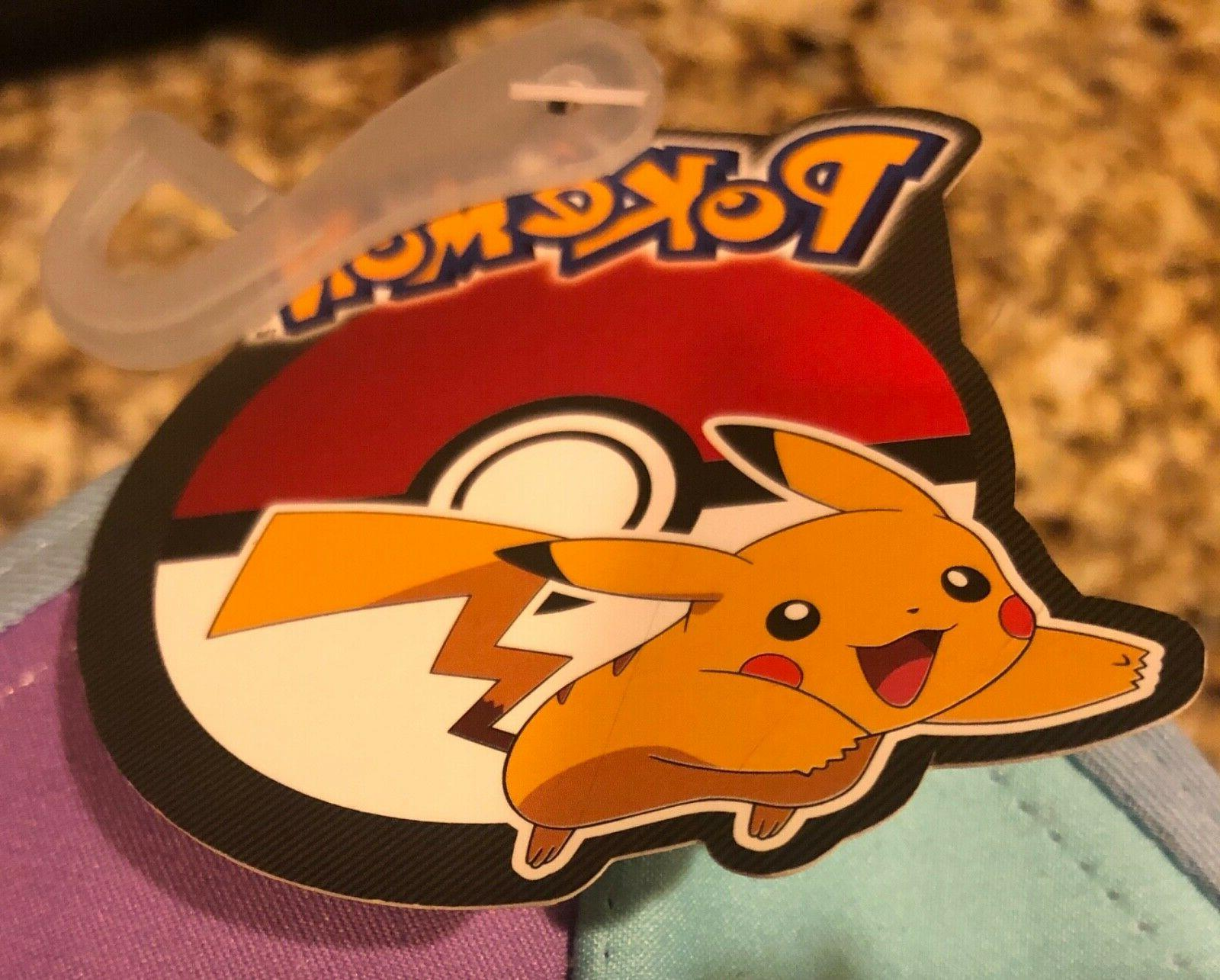 Pokemon hat/cap Bioworld brand with tags -