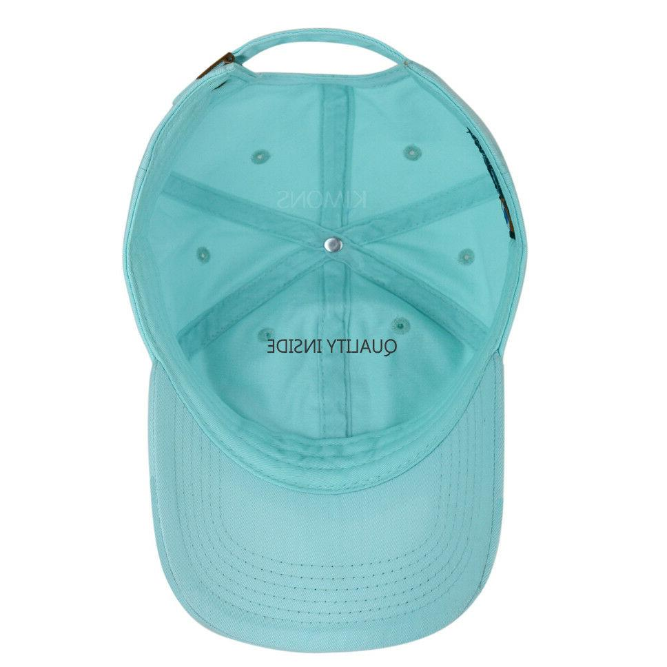 Polo Cap Dad Adjustable Solid Men