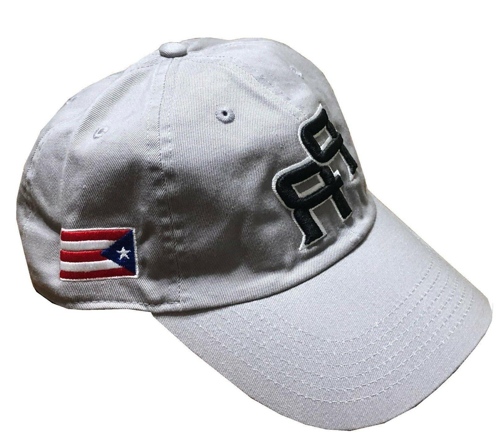 PUERTO Hat Cotton Baseball Style Low 100% COTTON