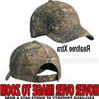 Men's Realtree Xtra Camo Hat Baseball Cap Hunting Adjustable