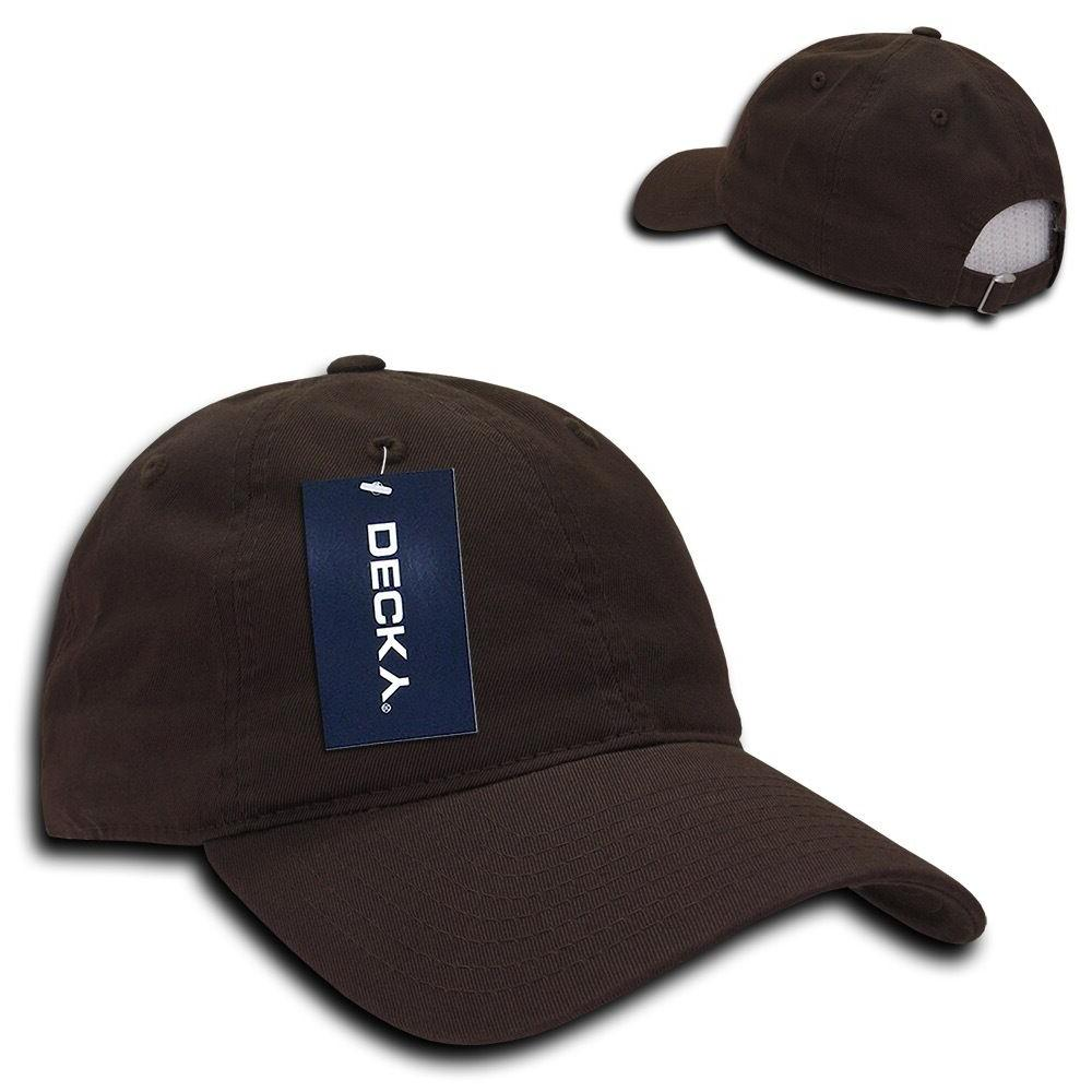 Decky Relaxed Soft Crown Caps Washed Cotton Polo Vintage 6