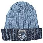 adidas Sporting Kansas City KC 2014 Soccer Knit Woolie Beani