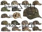 Kati Structured Camouflage Cap LC10 Baseball Hats 18 Pattern