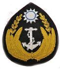 TAIWAN NAVY OFFICER HAT CAP BADGE NEW CP HAND MADE FREE SHIP