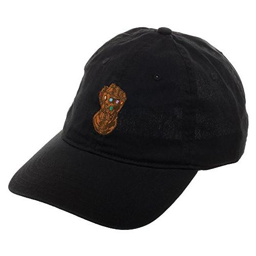 Bioworld Thanos Glove 6 Dad Hat