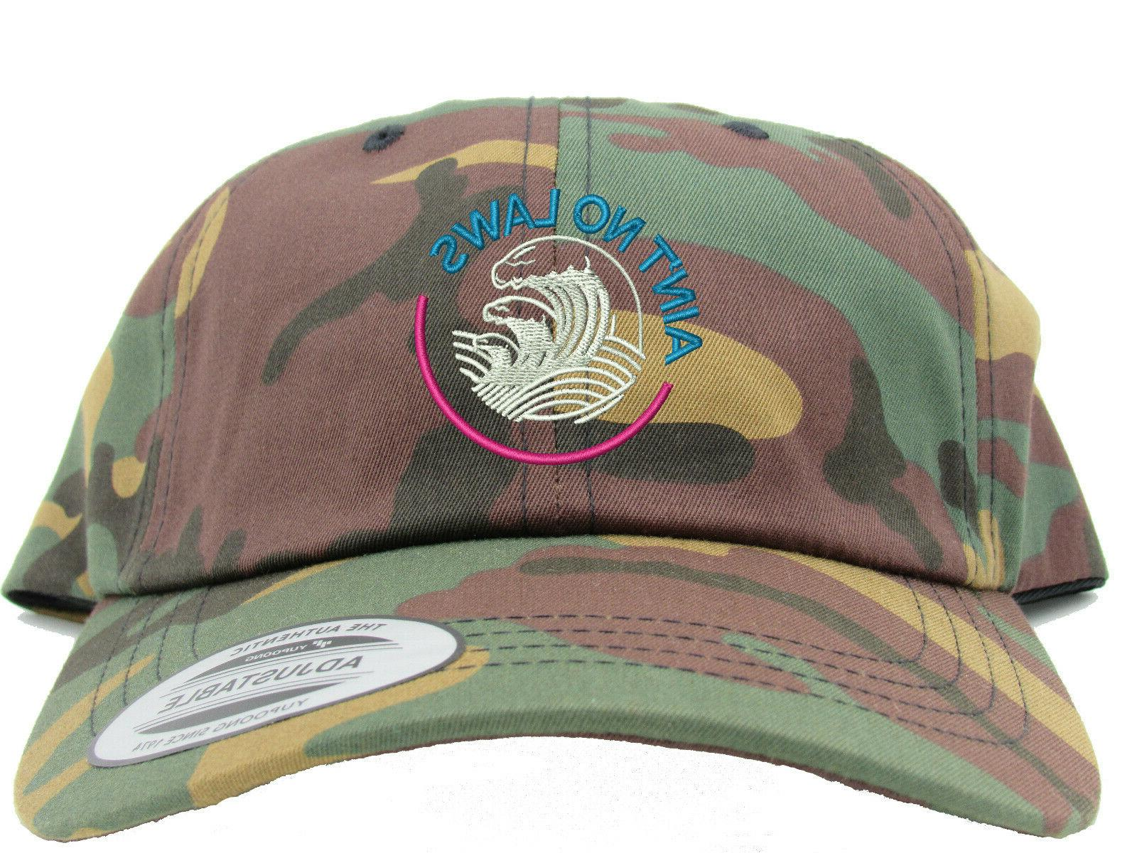 Laws When Claws Summer Hat