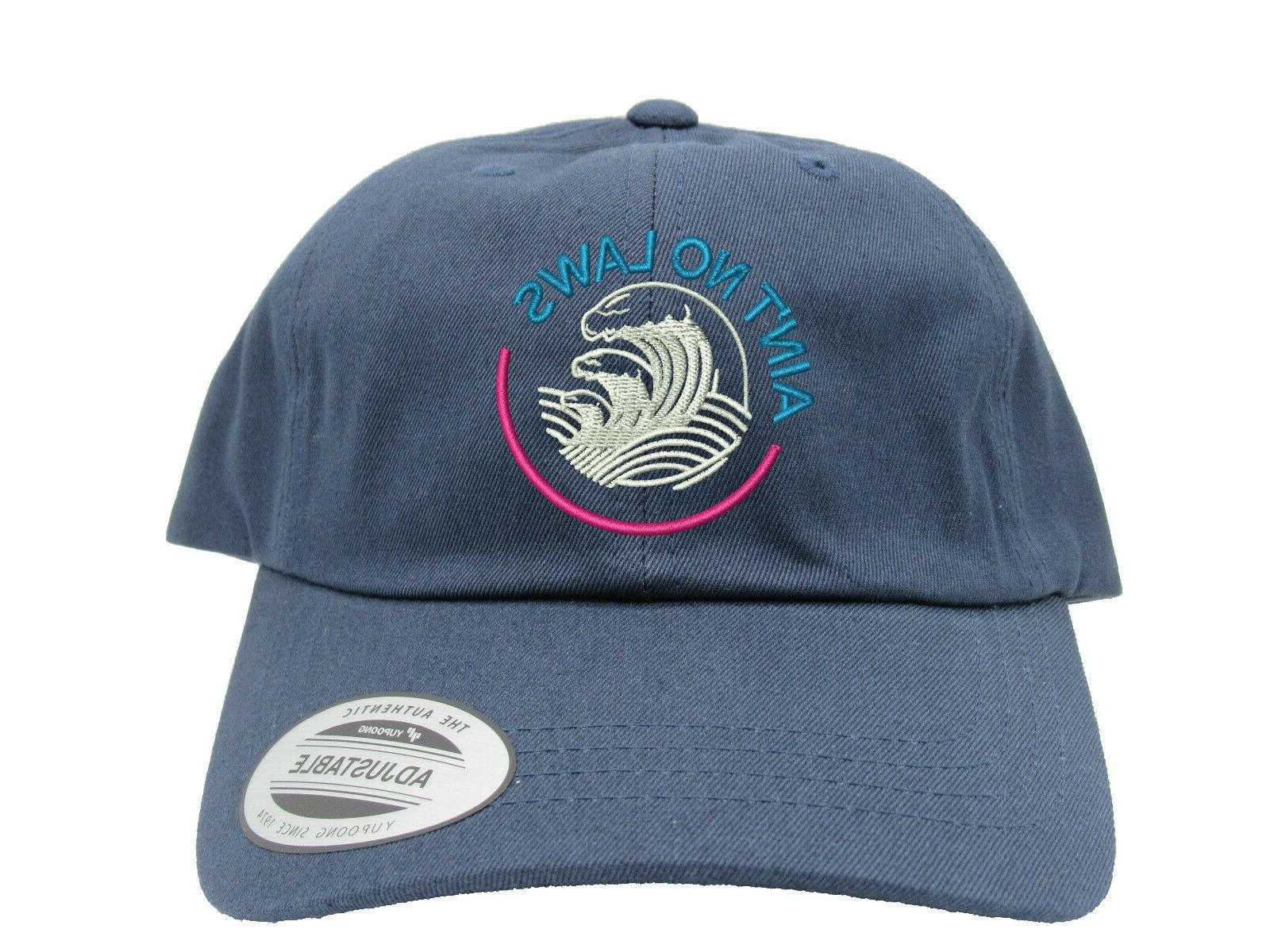 White Laws When Claws Summer Hat