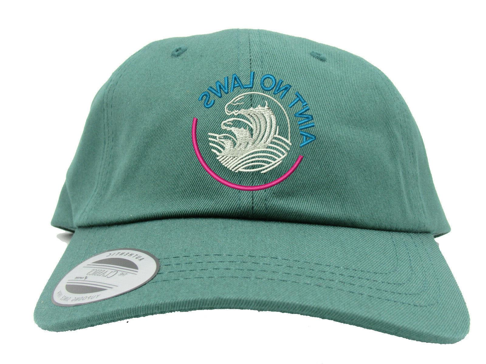White Claw Laws When Claws Embroidered Hat