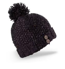 DAKINE Women's Maddy Hand Knit Beanie With Pom