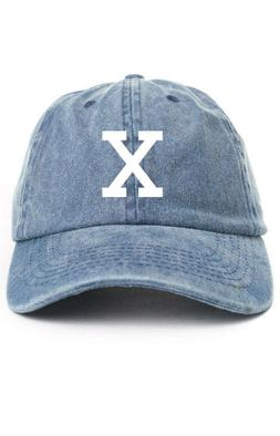Malcolm X Custom Unstructured Dad Hat Cap By Any Means BHM N