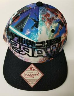 Marvel Comics & Bioworld Secret Wars Snapback Hat / Cap NWT