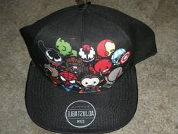 Bioworld Marvel Comics Marvel End Game Snapback Hat New With