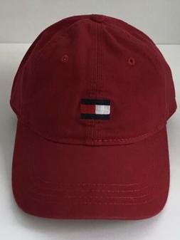 Tommy Hilfiger Men's Ardin Dad Hat Zinfandel One Size Adjust