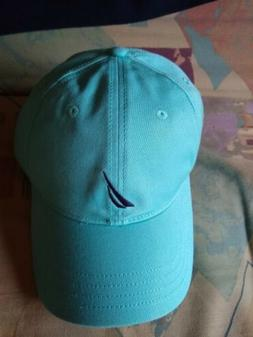 Nautica Men's Baseball Cap One Size.  Color is Blue