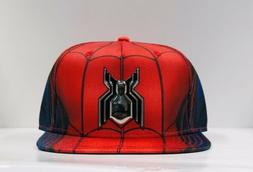 bioworld Men's Spider-man Snapback Hat