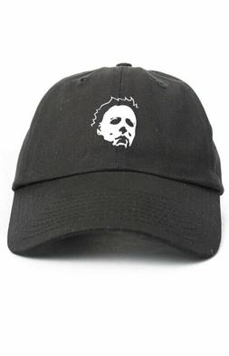 Michael Myers Custom Dad Hat Cap Adjustable New Many Color O