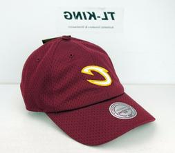 Mitchell & Ness Cleveland Cavaliers CAVS Mesh Adjustable Dad