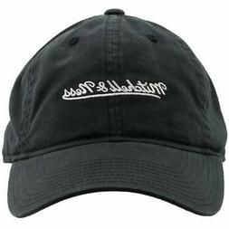 Mitchell & Ness Dad Hat  Casual   Hats - Black - Mens