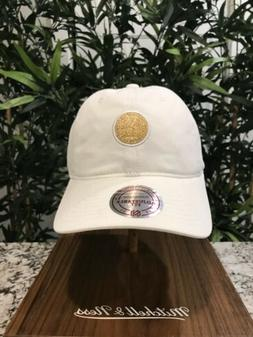 Mitchell and Ness Golden State Warriors Gold Stitch Logo Dad