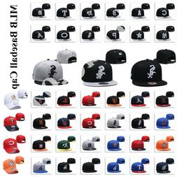 MLB Game Teams Caps Adjustable Baseball Cap NY Logo 59FIFTY