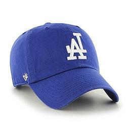 MLB Los Angeles Dodgers '47 Brand Royal Basic Logo Clean Up