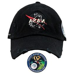 FIELD GRADE NASA Hat 25th Anniversary Patch