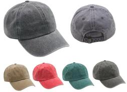 New Best Low Profile Dad Hat Pigment Dyed Washed WHOLESALE V