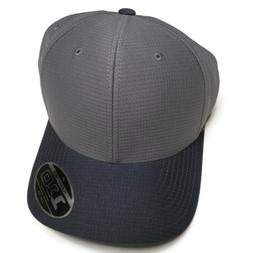New Travis Mathew Hat In The End Flex Fit 110 Snapback Gray