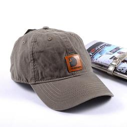 New Carhartt Odessa Men's Adjustable Strapback Dad Cap Authe