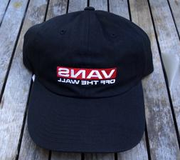 NEW VANS OFF THE WALL TEAM CURVED BILL JOCKEY MENS DAD HAT S