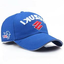 New Summer Hat Men's Snapback Suzuki Baseball Cap Caps Whole