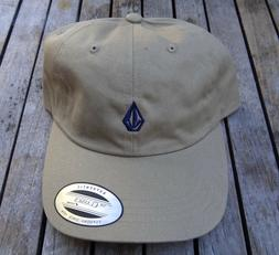 new surfing team daddy khaki logo mens