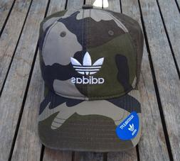 NEW ADIDAS TEAM RELAXED CAMO UNISEX WOMENS SPORT DAD SNAPBAC