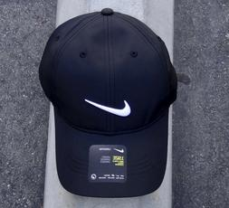 NEW NIKE SB TEAM SB MENS SPORT DRY-FIT BLACK SPORT DAD SNAPB