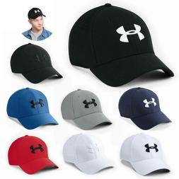 New Under Armour Stretch Fit Golf Baseball Cap Embroidered U