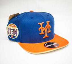 American Needle New York Mets Chipper Snapback Hat