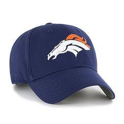 NFL Denver Broncos OTS All-Star MVP Adjustable Hat, Light Na