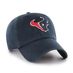 NFL Houston Texans OTS Challenger Adjustable Hat, Navy, One