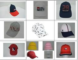 NWT Tommy Hilfiger Cotton Baseball Cap Men Women Unisex Hat