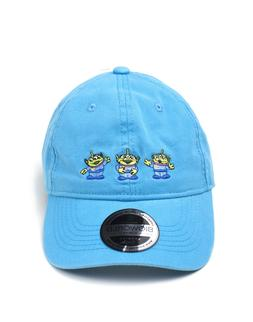OFFICIAL DISNEY PIXAR TOY STORY ALIENS BLUE STRAPBACK DAD HA
