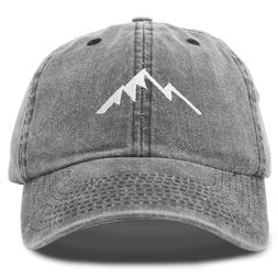 DALIX Outdoor Cap Mountain Dad Hat Womens Mens Hiking Vintag